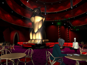 High Roller's Lounge