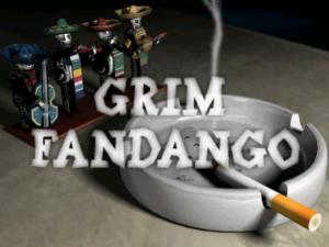 Grim Fandango title card