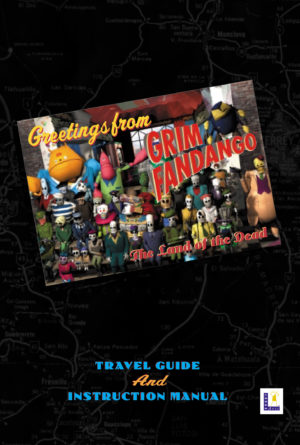 Official Grim Fandango manual
